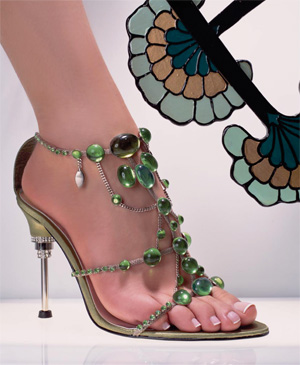 High heel trends 2011