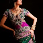 Traditional yet Novel Bridal Dresses for a Stylish Wedding.