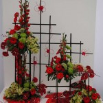 Home decor with Refreshing Floral Art