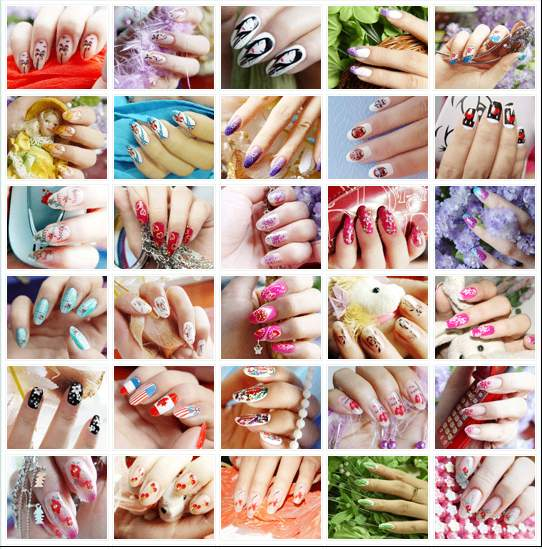 Funky Nail Art Trends