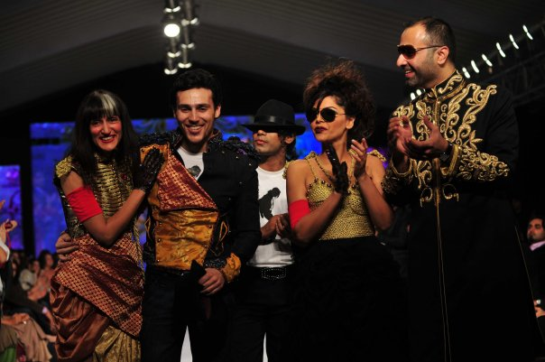 Ammar Belal's collection at PFDC Fashion Week