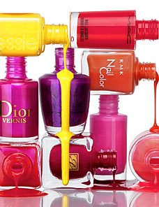 Brighten Up your World with Neon Nail Polish
