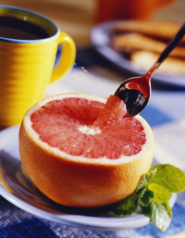 Grapefruit Diet Plan