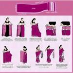 Learn to Wrap a Sari perfectly