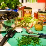 Eco friendly cooking routine