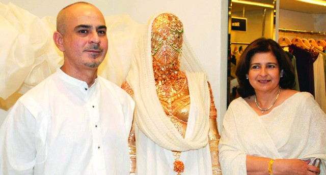 Fashion Pakistan Lounge opens in Lahore