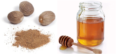 Honey and Nutmeg Scar Remover