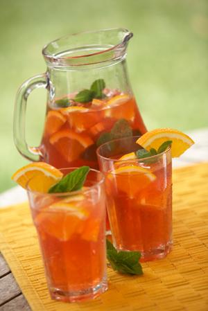 Ideal summer cooler – Iced Tea