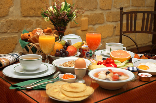 Have a big breakfast to lose weight