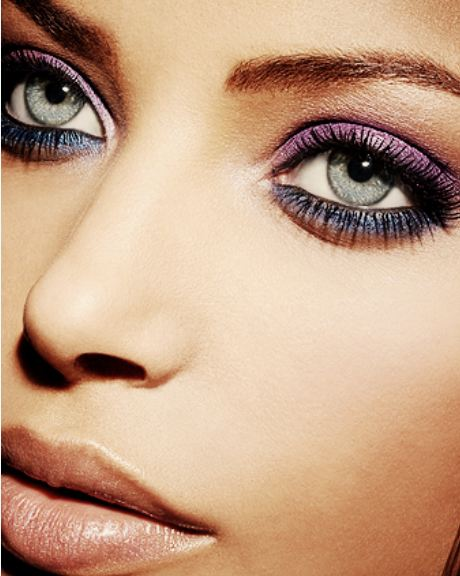 Luscious matte look for Summer 2010
