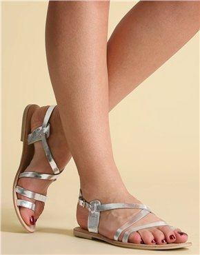 Flat Sandals and slippers Ideal for Summer