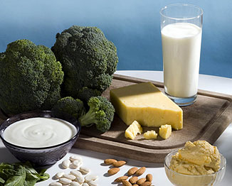 Increase Bone Health with Super foods