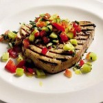 Indian Tuna Steak recipe