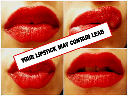 Is your lipstick lead free?