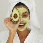 Avocado mask-Slather it on!