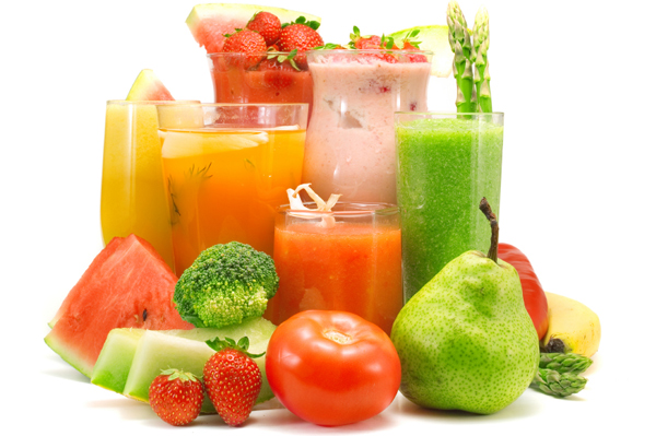 Detoxifying Fruit Diet Meal Plan