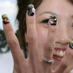 Try Some Wacky Nail Art