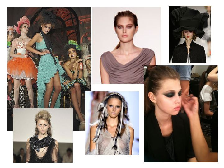 Beauty Trends- Autumn Winter 2010