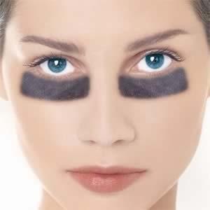 Lighten Dark under Eye Circles with Makeup