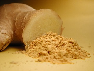 Ginger helps reduce muscle strain