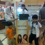 Visit Pantene Strength Stall for Free Hair Check