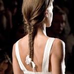 The Sleek Braid Hairstyle