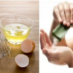 Aloe Vera and Egg White Firming Face Mask