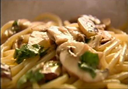 Thyme Mushrooms Recipe