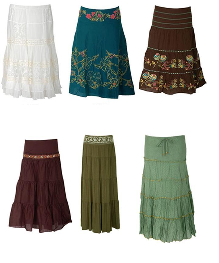 How to buy Skirts