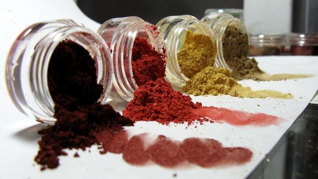 Mineral Makeup Blush eyeshadow Recipes