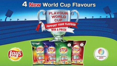 Lays Flavor World Cup new flavors