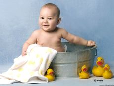 Type of Bath for Baby