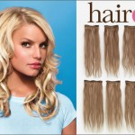 Jessica Simpson hair extensions are gaining popularity