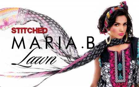 Maria B launches Pakistan's First Ready to Wear designer Lawn 2011