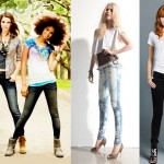 Fashion Rules for Wearing Denim in winter 2011