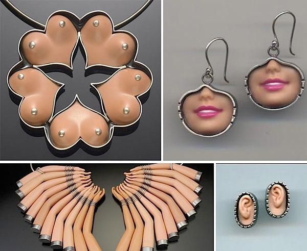 Barbie. Jewellery