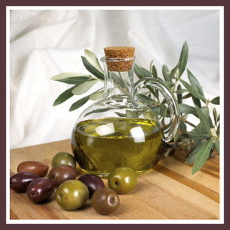 Olive oil's health benefits