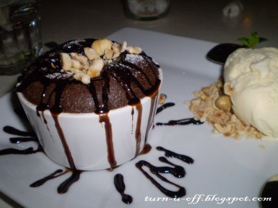 Baked Chocolate Pudding recipe