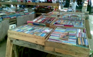 Sunday Bazaar- A Paradise of Book Lovers