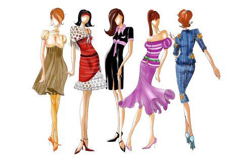 to become a popular fashion designer