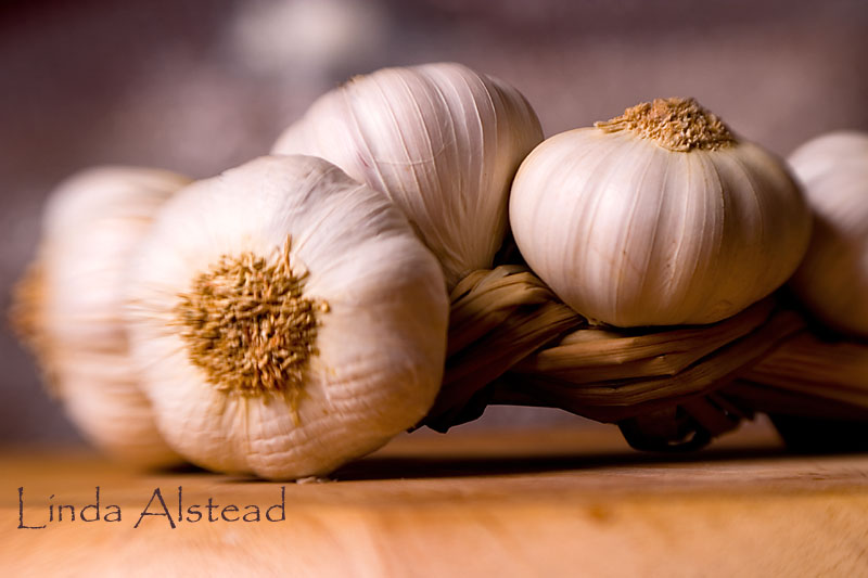 Why garlic is good for you