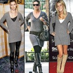 Dressing a Tall Woman's Figure in Longer Length Clothes Sizes