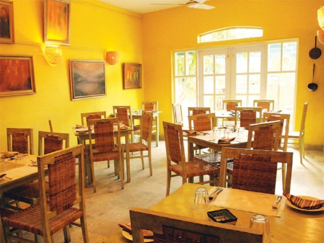 The Patio Restaurant karachi
