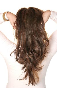 Ways To Get Shiny Smooth Hair