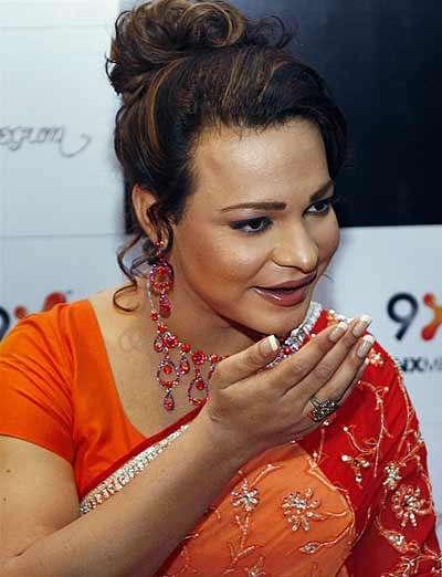 Begum Nawazish Ali released from jail