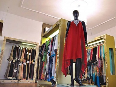 L'atelier gets new designs almost every day: Sadaf Raza