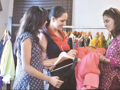 Fashion collection: Mariam merges elegance with economy