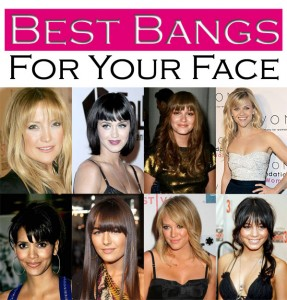 Choosing the Right Bangs for Your Face Shape