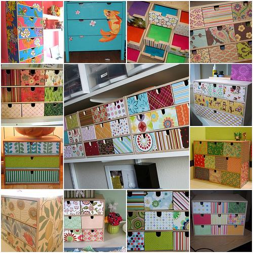 Decorating Drawers
