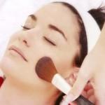 Makeup After Facial
